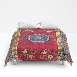 Ladik  Antique Turkish Village Niche Carpet Comforters