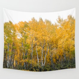 Fall Color in the Sierras Wall Tapestry