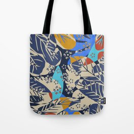 Summer red invert Tote Bag