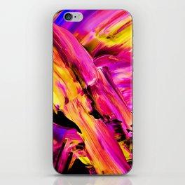 Explode iPhone Skin