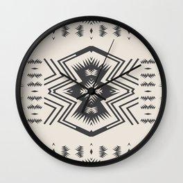 COLORADO CANVAS Wall Clock