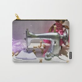 Retro sewing machine Carry-All Pouch