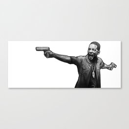 Mike Lowrey Canvas Print