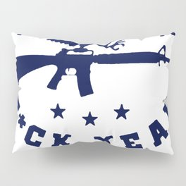 AMERICA FuuCK YEAH EAGLE T-SHIRT Pillow Sham