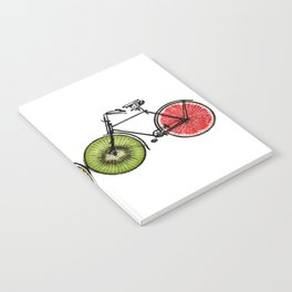 Fruity bikes Notebook