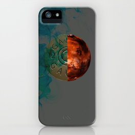 Men Are From Mars iPhone Case