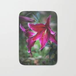 Ginnie's Asiatic Lily Bath Mat