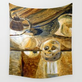 Reflective Sight  Wall Tapestry
