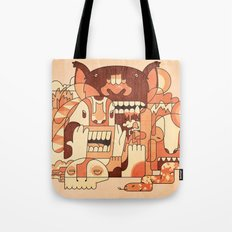 Dry Heat Tote Bag