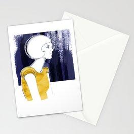 Irma Gold Stationery Cards