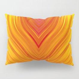 stripes wave pattern 3 eei Pillow Sham