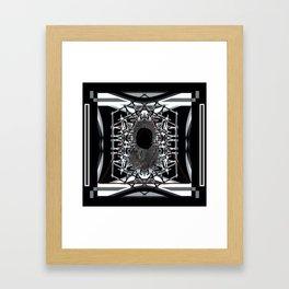Dramatics Framed Art Print