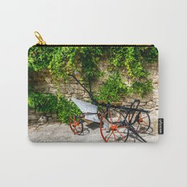 Historic Agricultural Plow Carry-All Pouch