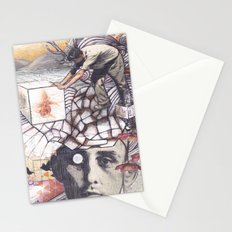 The Infinite Push Stationery Cards