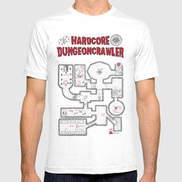 Hardcore Dungeoncrawler T-shirt