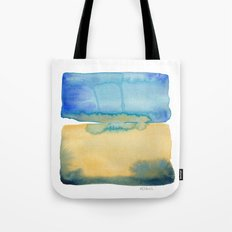 Color Field No. 2 Tote Bag