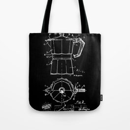 Cafetera Xrays Part 2 Tote Bag