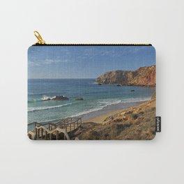 Praia do Amado, Portugal Carry-All Pouch