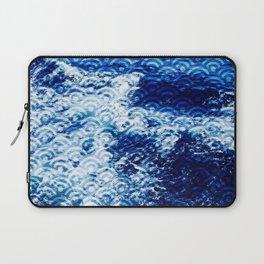 Waves of change Laptop Sleeve