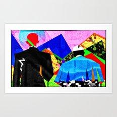 Hope and Oblivion Art Print