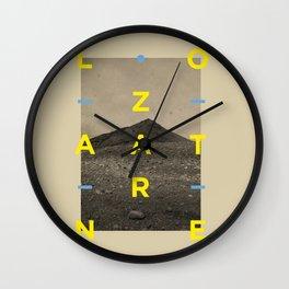 Lanzarote2 Wall Clock