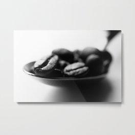 Teaspoon Metal Print