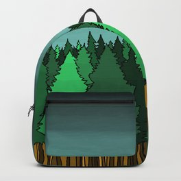Forrest Under the Stars Backpack