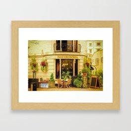 The Victoria Framed Art Print