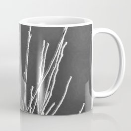 Frosted Plants 1 Coffee Mug
