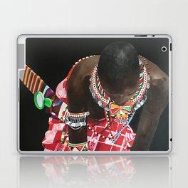 African Potrait I Laptop & iPad Skin