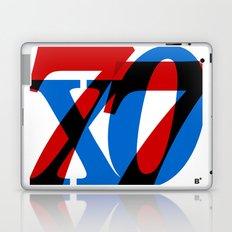 FORGIVENESS - 70x7 (Matthew 18:22) Laptop & iPad Skin
