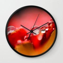 Summer JewelsII Wall Clock