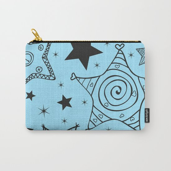 Stars Are AMAZING Carry-All Pouch