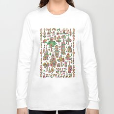 Crystal Hamlet Long Sleeve T-shirt