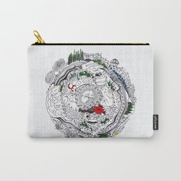 Life  of innocence Carry-All Pouch