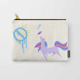 Graffiti Artist Coeliac Unicorn Carry-All Pouch