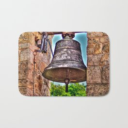 The Bell Tower Antique Stone Arches Bath Mat