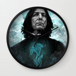 Severus Snape Wall Clock