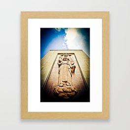 Guardian Angel Framed Art Print