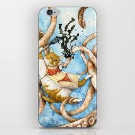 Calamari iPhone Skin