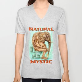 NATURAL MYSTIC Unisex V-Neck