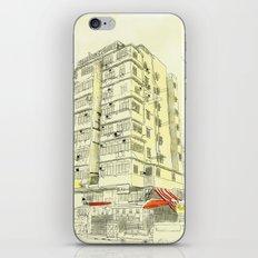 I Love Hong Kong iPhone & iPod Skin