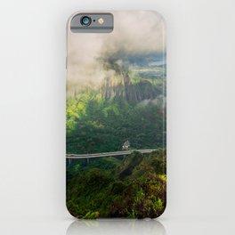Stairway to Heaven, Hawaii iPhone Case