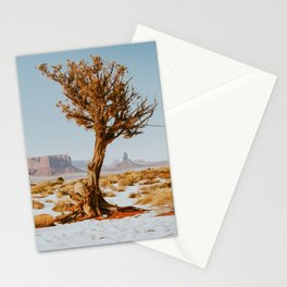 Monument Valley Juniper Stationery Cards