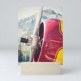 de Havilland Beaver Mini Art Print