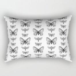 Insects 2 (butterflies) Rectangular Pillow
