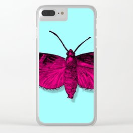 Butterfy Clear iPhone Case