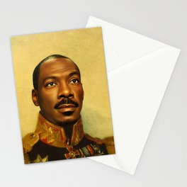 Eddie Murphy - replaceface Stationery Cards