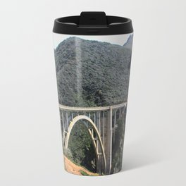 Look at the Bixby Bridge Travel Mug