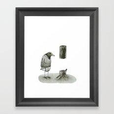 Pajharus Framed Art Print